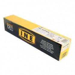 INE Lot de 270 électrodes rutiles acier Ø 2,5 mm L 350 mm