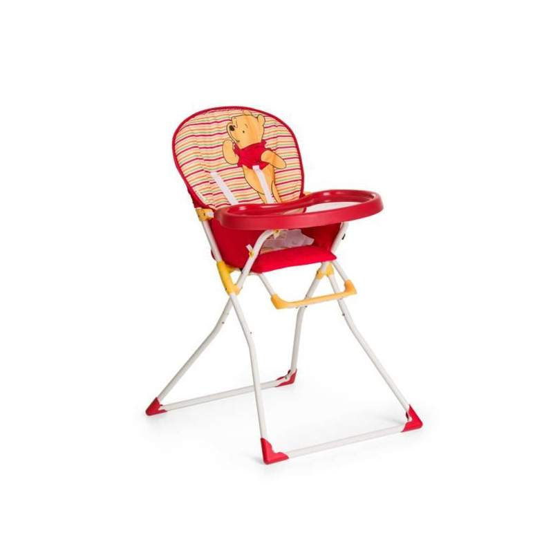 L'ourson Winnie Bright Haute Mac Baby Disney Chaise Red f7bYy6g