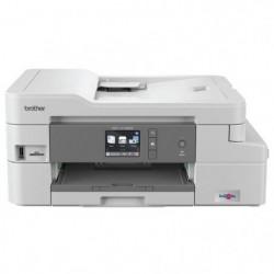 BROTHER Imprimante jet d'encre couleur multifonction 3-en-1