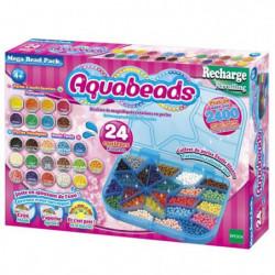 AQUABEADS Mega Pack 2400 Perles