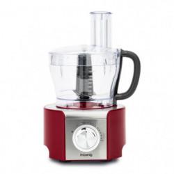 KoeNIG MX18 RED Robot multifonction - Rouge et Inox