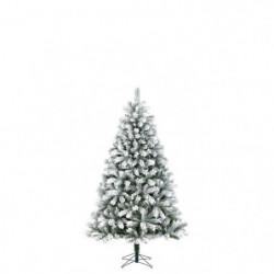 Sapin de Noël Chandler - PVC - H 120 x Ø 82 cm - 283 branches