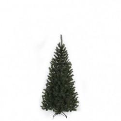 Sapin de Noël Kingston - PVC - H 155 x Ø 86 cm - 345 branches