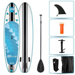 ROHE Pack Paddle Gonflable Oota - 320x76x15cm