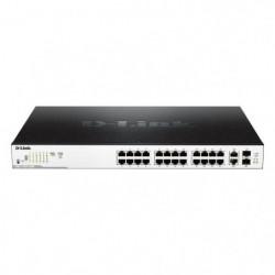 D-LINK  Switch EasySmart 26-Ports - DGS-1100-26MP - POE