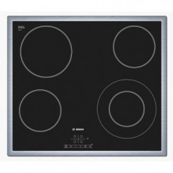 BOSCH PKF645B17E Table de cuisson Vitrocéramique - 4 foyers