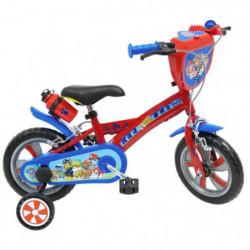 MONDO Vélo enfant Garçon Pat Patrouille - 12''