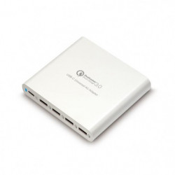 MOBILITY - HyperJuice Alimentation 80W USB-C + Hub 4 ports