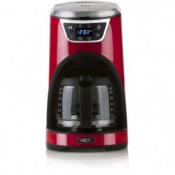 BORETTI B411 Cafetiere programmable - 1000W - 1,5 L