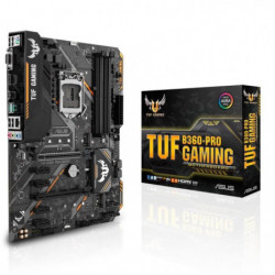 ASUS Carte mere TUF B360-PRO GAMING