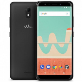 Wiko View Go Anthracite