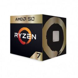 AMD Processeur Ryzen 7 2700X - 50th Anniversary Edition