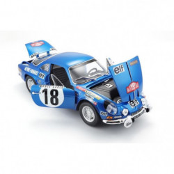 MAITO Voiture Alpine Renault A110 1/18eme