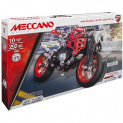 MECCANO Ducati Monster 1200s SpinMaster