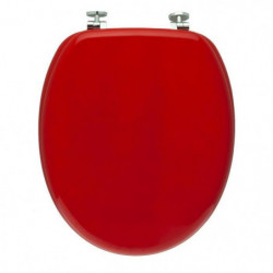 FRANDIS Abattant WC rouge