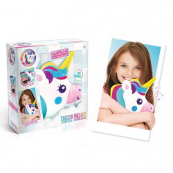 CANAL TOYS - I BELIEVE IN UNICORN - Coussin Enceinte Enfant
