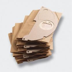 KÄRCHER Sachet filtre papier, paquet de 5