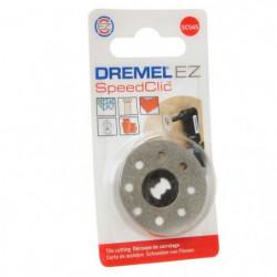 DREMEL Disque a tronçonner diamanté EZ Speedclic 38mm