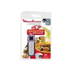 MOULINEX Accessoires XA600111 Clé USB theme du monde pour Co
