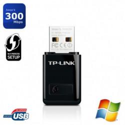 Clé USB WIFI - TP-Link - 300MBps permettant de relier un ord