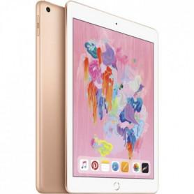 "iPad 9,7"" Retina 128Go WiFi + Cellular - Or - 6eme Génération"