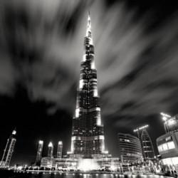 Affiche papier -  Burj Khalifa, Dubai  - Stawiarz  -  30x30