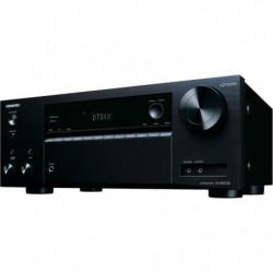 ONKYO TX-NR575E(B) Amplificateur Tuner Noir A/V réseau 7,2 c