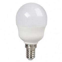 EXPERTLINE Ampoule décorative LED E14 G45 avec télécommande