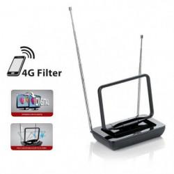 ONE FOR ALL SV9015 Antenne intérieure analogique et numériqu