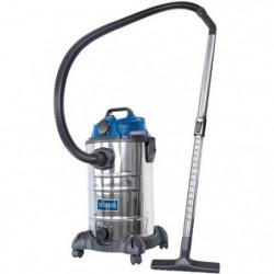 SCHEPPACH Aspirateur eau et poussiere 30L 1400W avec prise s