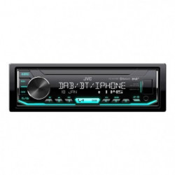 JVC Autoradio USB - DAB+ - Bluetooth KD-X451DBT
