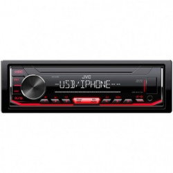 JVC Autoradio USB - Iphone KD-X262