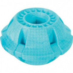 ZOLUX Jouet flottant balle - 9,5 x 9,5 x 5,5 cm - Bleu - Pou