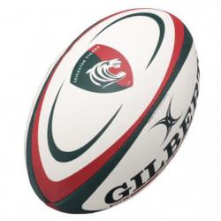 GILBERT Ballon de rugby REPLICA - Leicester - Taille Midi