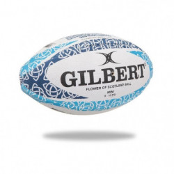 GILBERT Ballon de rugby MASCOTTES - Ecosse Flower of Scotlan