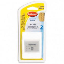 HAHNEL HLG1 Batterie li-ion conçue pour les appareils photo
