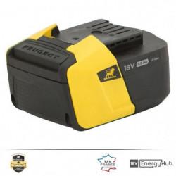 PEUGEOT Batterie 5,0 Ah - Energyhub - 18V50  - 18 V - Lithiu