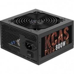 AEROCOOL Alimentation PC Kcas Plus 800w - Non modulaire - 80