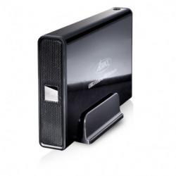 """Boîtier HDD externe 3.5"""" SATA USB 2.0 BX-306BK"""