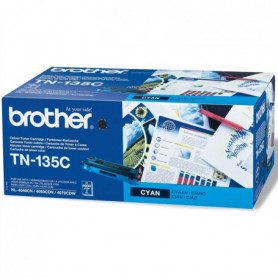 Brother TN-135C Toner Laser Cyan
