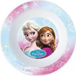 Fun House Disney Reine des Neiges bol micro-ondable pour enf 41643
