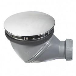 WIRQUIN Bonde de douche James 90mm chromée