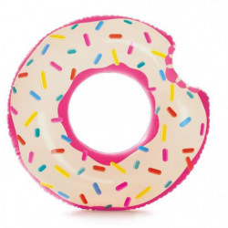 INTEX Bouée Gonflable adulte Tube Donut - Ø 107 cm