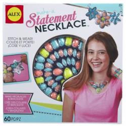 ALEX Réalise ton collier personnalisé -  Muni des accessoire