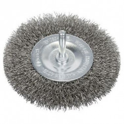 BOSCH Brosse circulaire a fils d'acier - Ø 100 mm