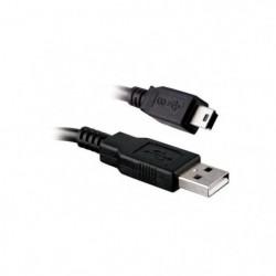APM Câble USB 2.0 A Mâle vers Mini B Mâle - 60 cm