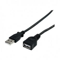 Câble d'extension USB 2.0 à vers à de 90 cm - M/F - Rallonge