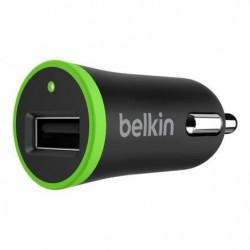 BELKIN  Mini chargeur allume-cigare USB 5V - 1A - Noir