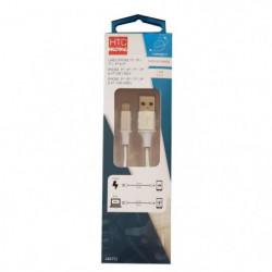 M500 Câble de charge et data avec adaptateur iPhone 5 / 6 /