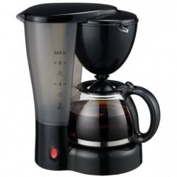 Cafetiere filtre - Noir 44340